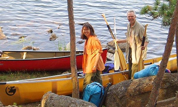 bwcaw boundary waters canoe trip gear list
